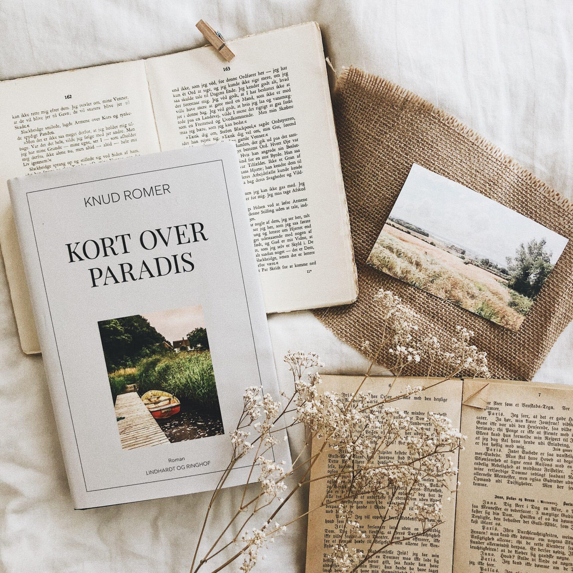 Anmeldelse Kort Over Paradis Af Knud Romer Litfix