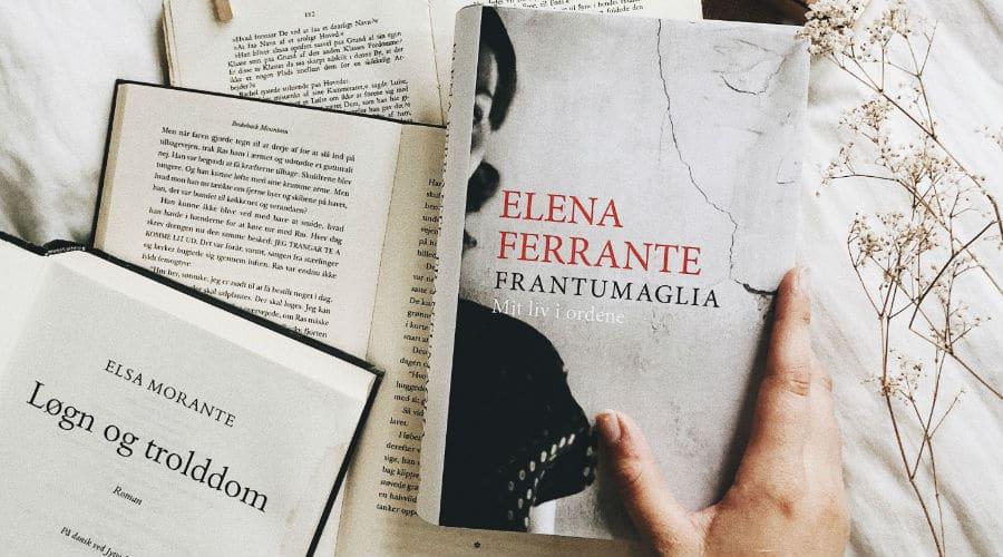 71e3b98cfd9d Anmeldelse  Frantumaglia af Elena Ferrante