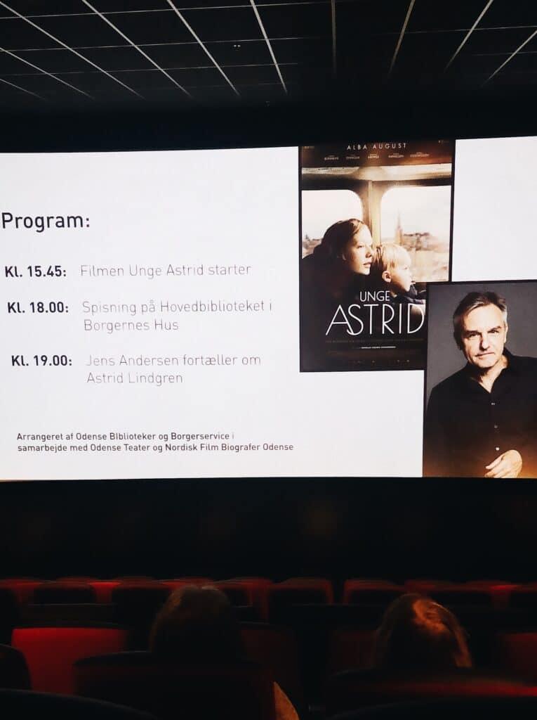 Anmeldelse Unge Astrid Af Pernille Fischer Christensen Foredrag